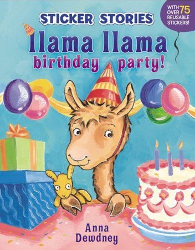 Llama Llama Birthday Party