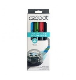 OzoBot Ozobot 4 pack Markers