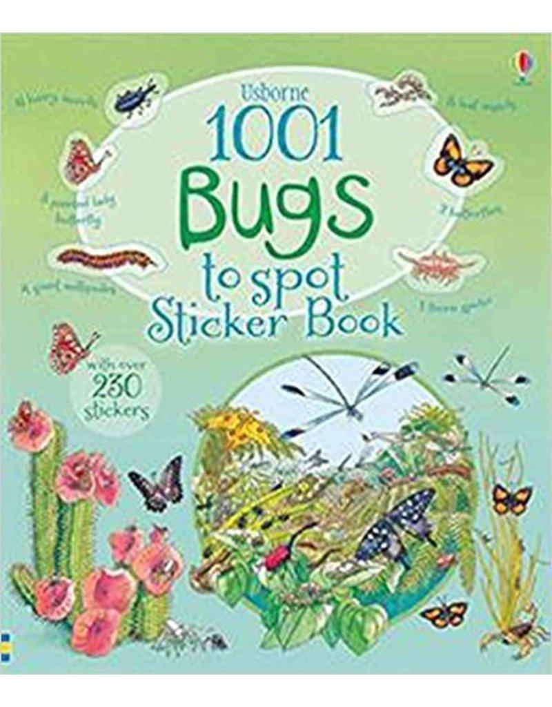 Educational Dev 1001 Bugs Sticker Book