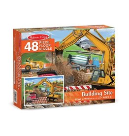Melissa and Doug Building Site Floor Puzzle