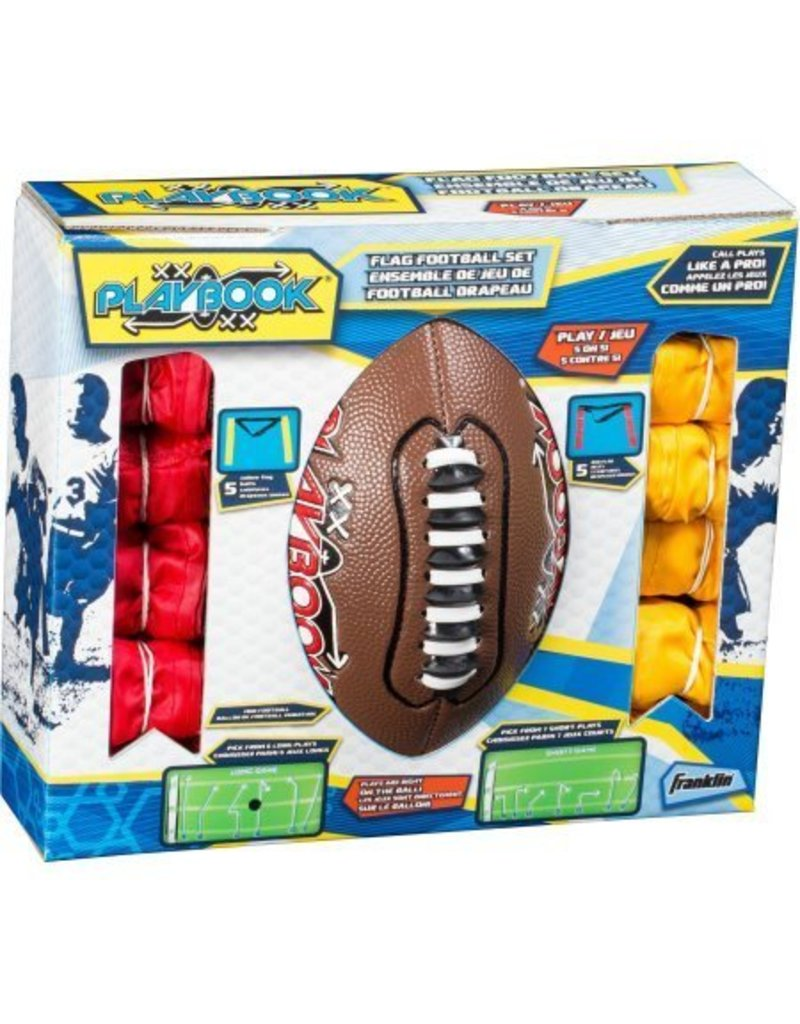 Franklin Sports 10 Player Flag Football