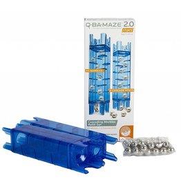 Mindware Q-BA-MAZE Cascading Marble Refill Set