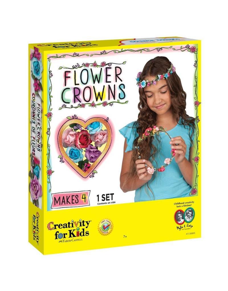 Faber Castel Flower Crowns