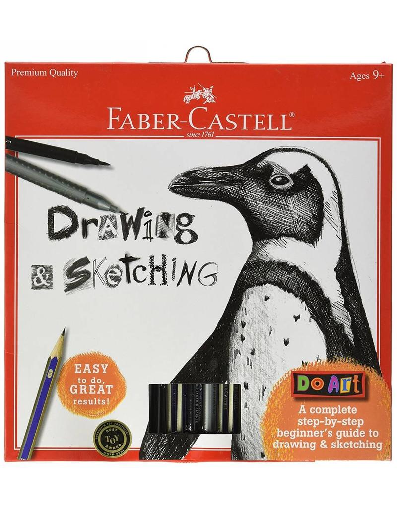Faber Castel Do Art Drawing & Sketching