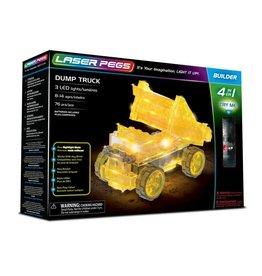 Laser Pegs 4 in 1 Dump Truck