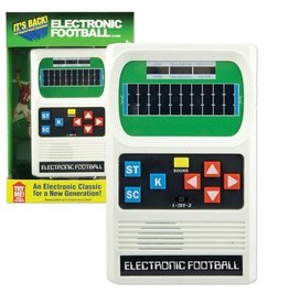 Schylling Electronic HH Football