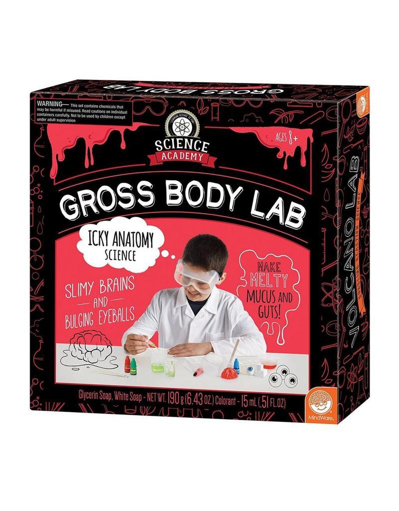 Mindware Science Academy Gross Body Lab