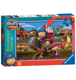 Mike the Knight: Mike's Adventures Puzzle 35-Piece
