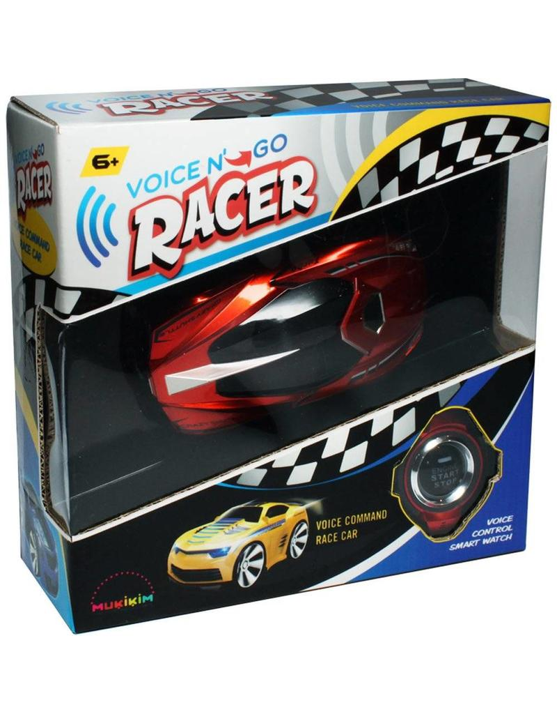 Mukikim Voice n' Go Racer Red
