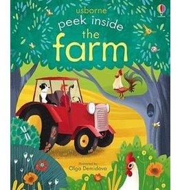 Educational Dev Peek Inside the Farm
