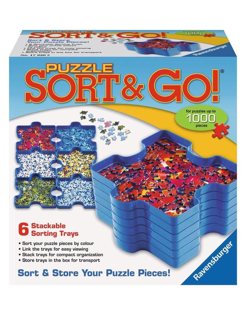 Ravensburger Puzzle Sort & Go