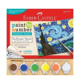 Faber Castel MuseumSeries PBN Starry Night