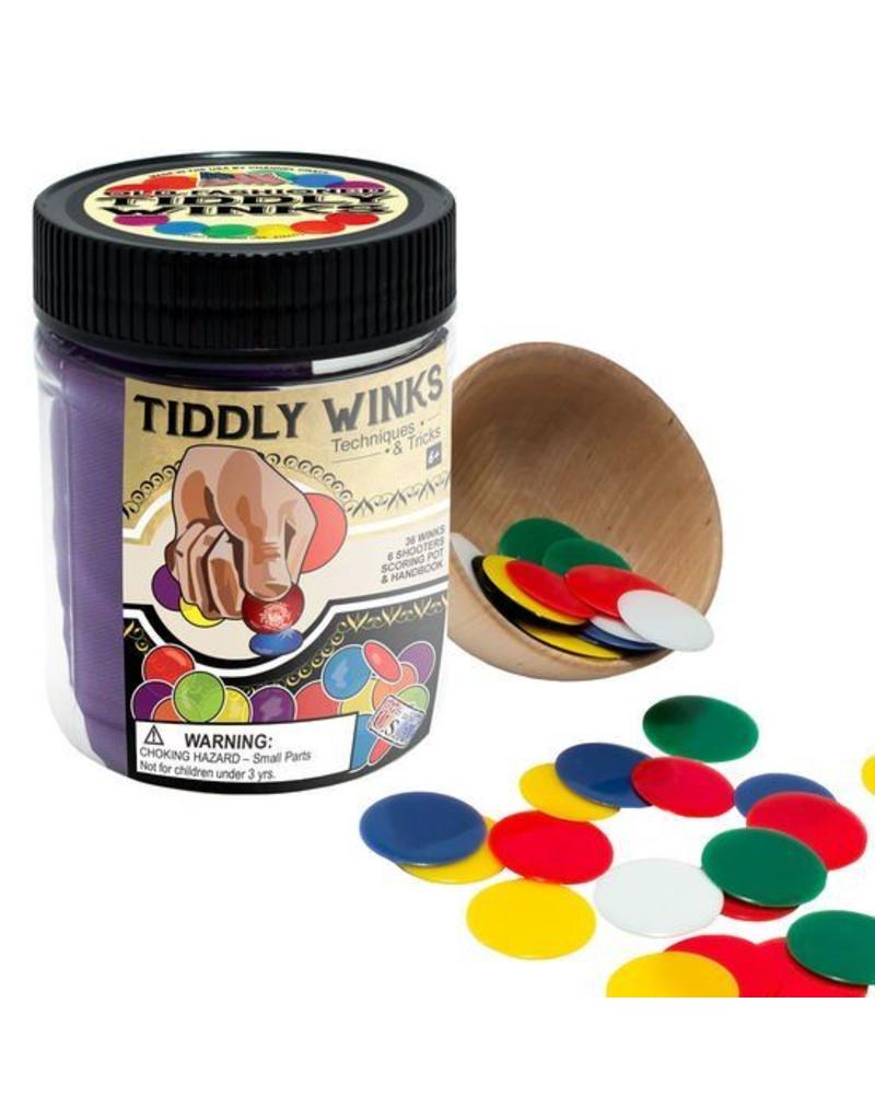ChannelCraft Tiddly Winks Jar w/Pouch