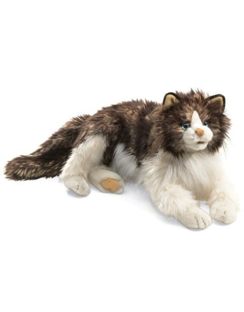 Folkmanis Ragdoll Cat Puppet