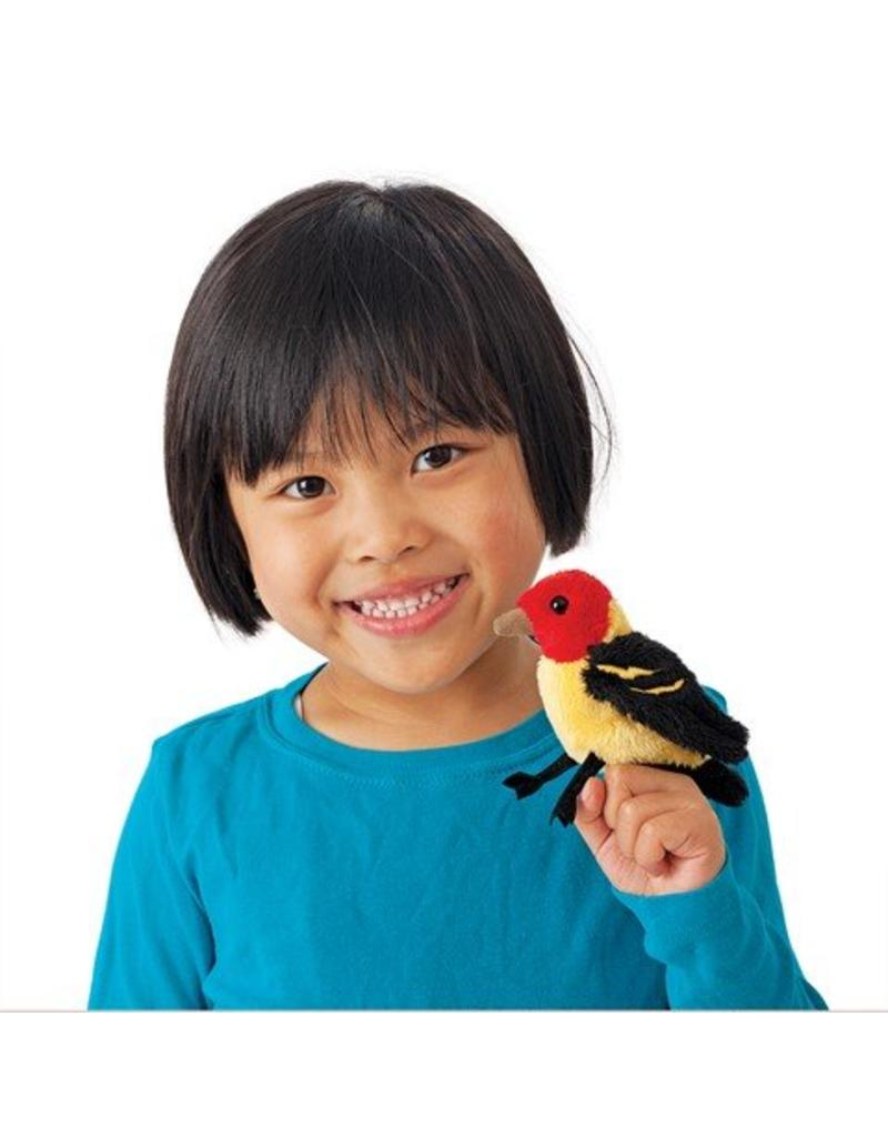 Folkmanis Mini Tanager Puppet