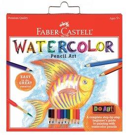 Faber Castel Do Art Watercolor Pencils