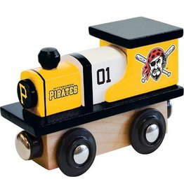 Masterpieces Puzzles Pittsburgh Pirates Train Engine
