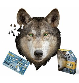 Madd Cap Madd Capp Wolf Puzzle