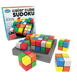 Think Fun Color Cube Sudoku