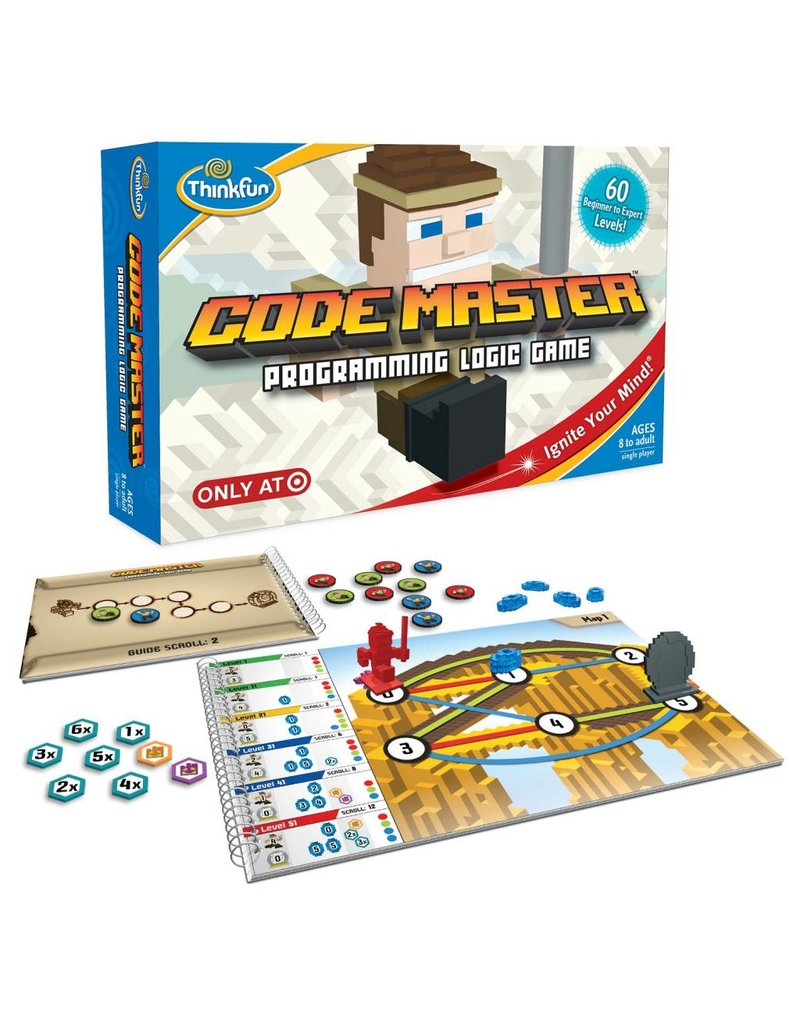 Think Fun Code Master