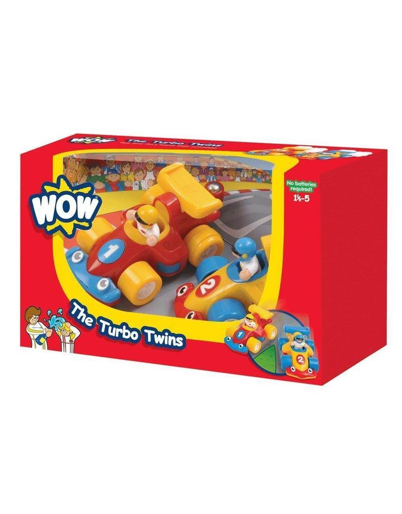 Wow Toys Turbo Twins