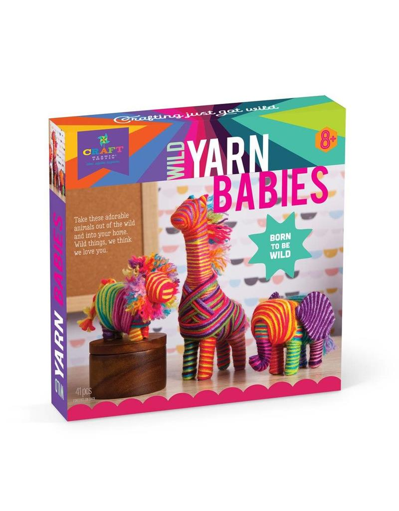Ann Williams Wild Yarn Babies