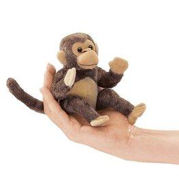 Folkmanis Mini Monkey Puppet