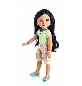 Heart to Heart Tipi - Laos Doll