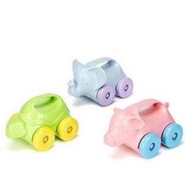 Green Toys Animals-on-Wheels