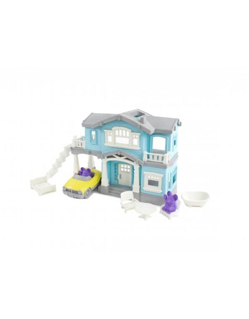Green Toys House Play Set