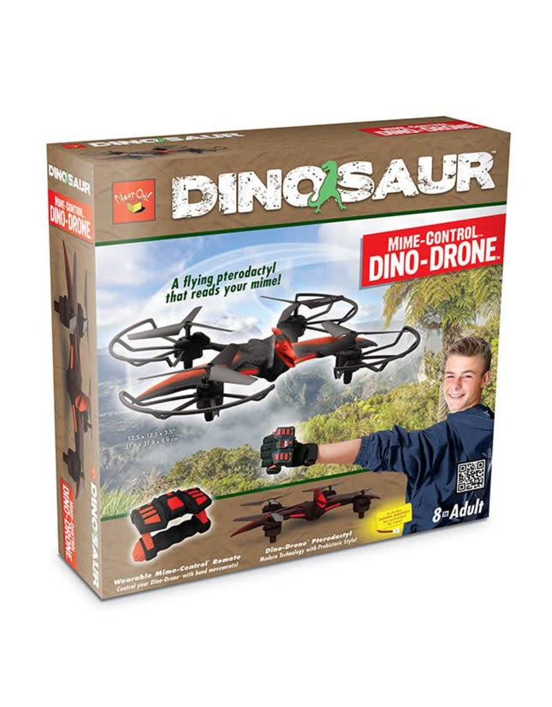 Neat-Oh Mime Control Dino-Drone Red