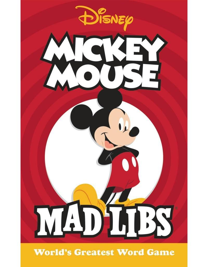 mickey mouse mad libs castle toys and games llc