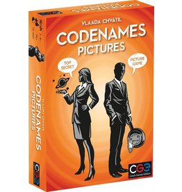 Czech Games Codenames Pictures