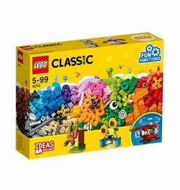 Lego Classic Bricks and Gears