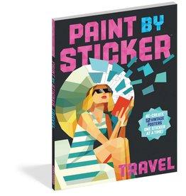 Workman Pub Paint by Sticker Travel