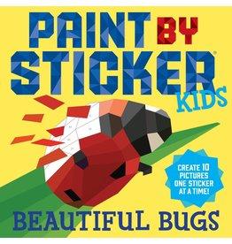 Workman Pub Kids Paint by Sticker - Bugs