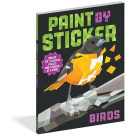 Workman Pub Paint by Sticker Birds