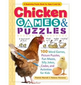 Workman Pub Chicken Games & Puzzles