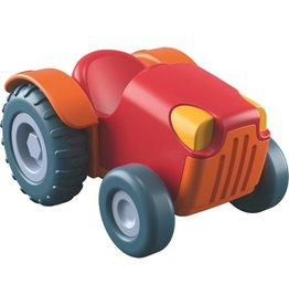 Haba USA Little Friends Red Tractor