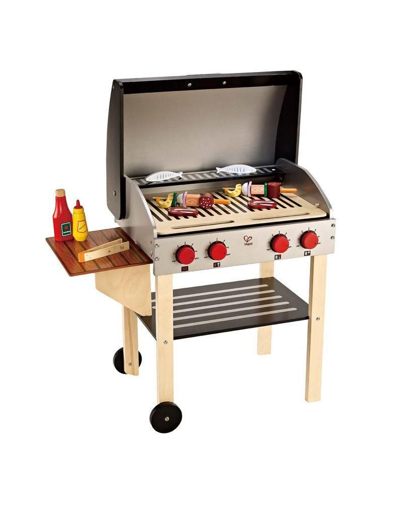 Hape Grill w/Food & Access