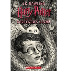 Scholastic Harry Potter & the Sorcerer's Stone