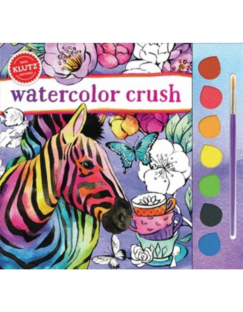 Klutz Watercolor Crush