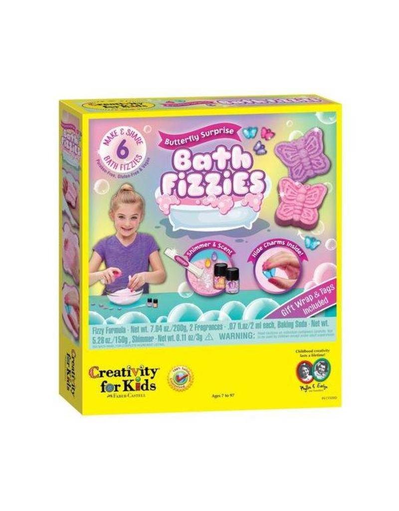 Faber Castel Butterfly Surprise Bath Fizzies