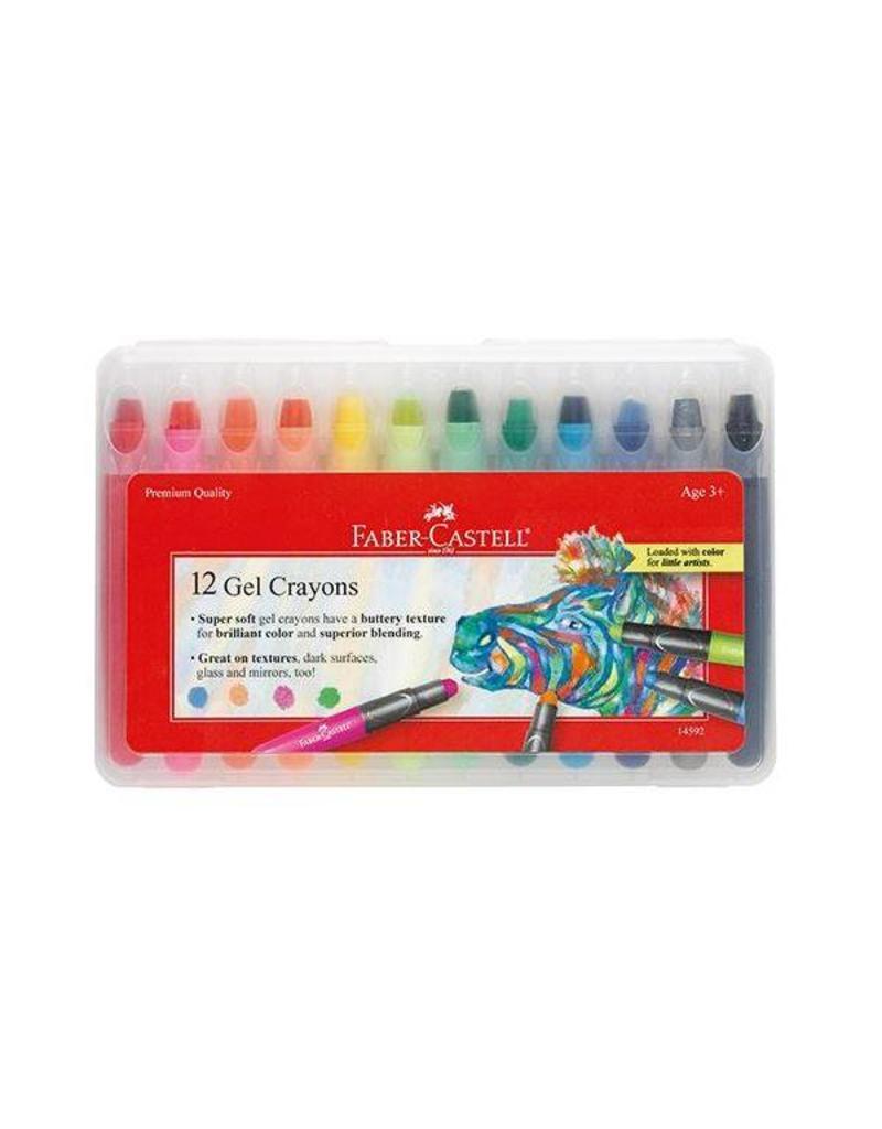 Faber Castel Gel Crayons
