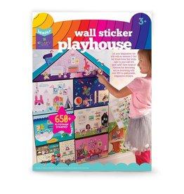 Jr Wall Sticker Playhouse