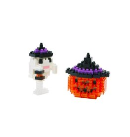 Schylling Nanoblock Jack-O-Lantern