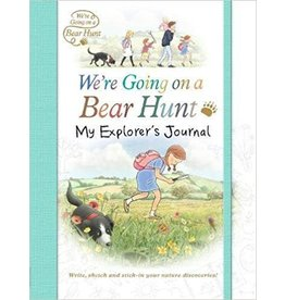 We're Going On a Bear Hunt Journal