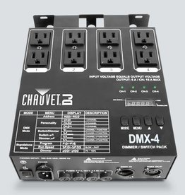 Chauvet DMX-4 Dimmer Pack