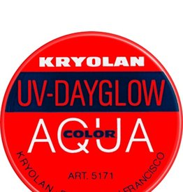 Kryolan Aquacolor Dayglow UV