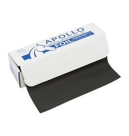 Apollo Design Technology Inc. FOIL Black Wrap Roll